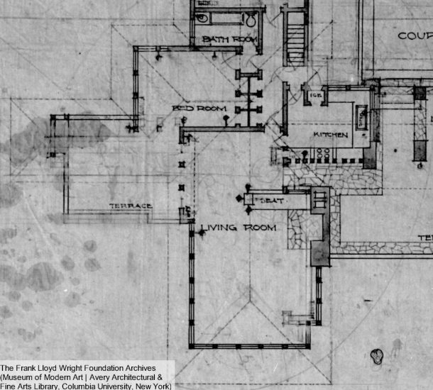 The Frank Lloyd Wright Foundation Archives (The Museum of Modern Art | Avery Architectural & Fine Arts Library, Columbia University, New York), 1104.003